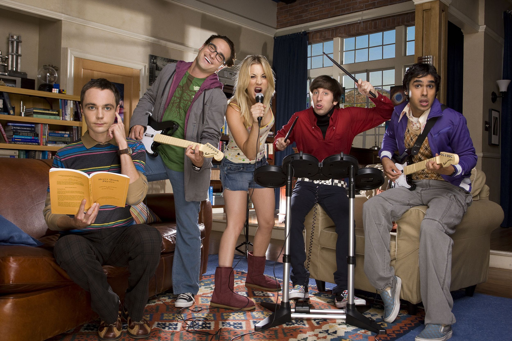 37 wallpapers de The Big Bang Theory